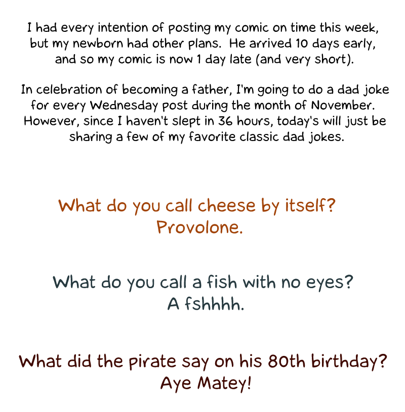 Literally Ill Humor- A Compendium of My Lamest Jokes Of 2011/Ever ...